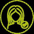 Facilia Icon Hohe Hautverträglichkeit hellgrün