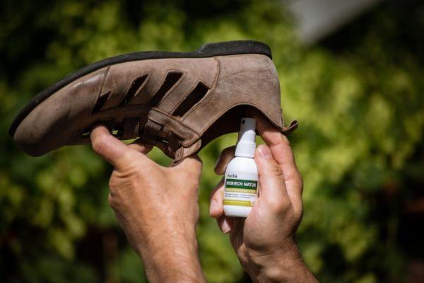 Geruchsentferner Schuhe